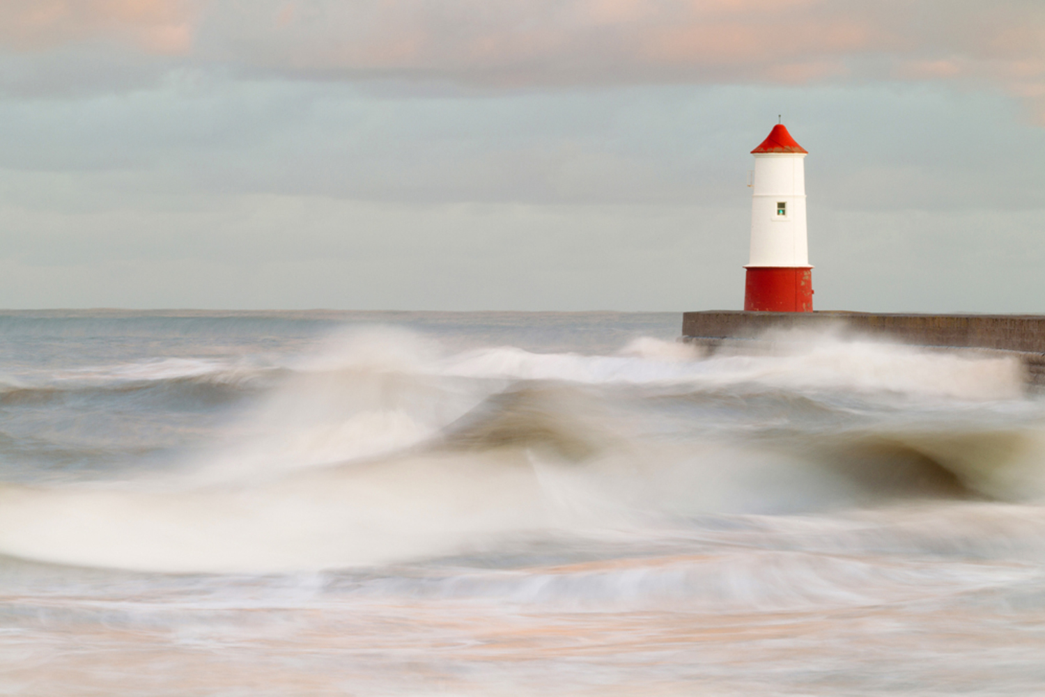 The Sea and the 'lighthouse'